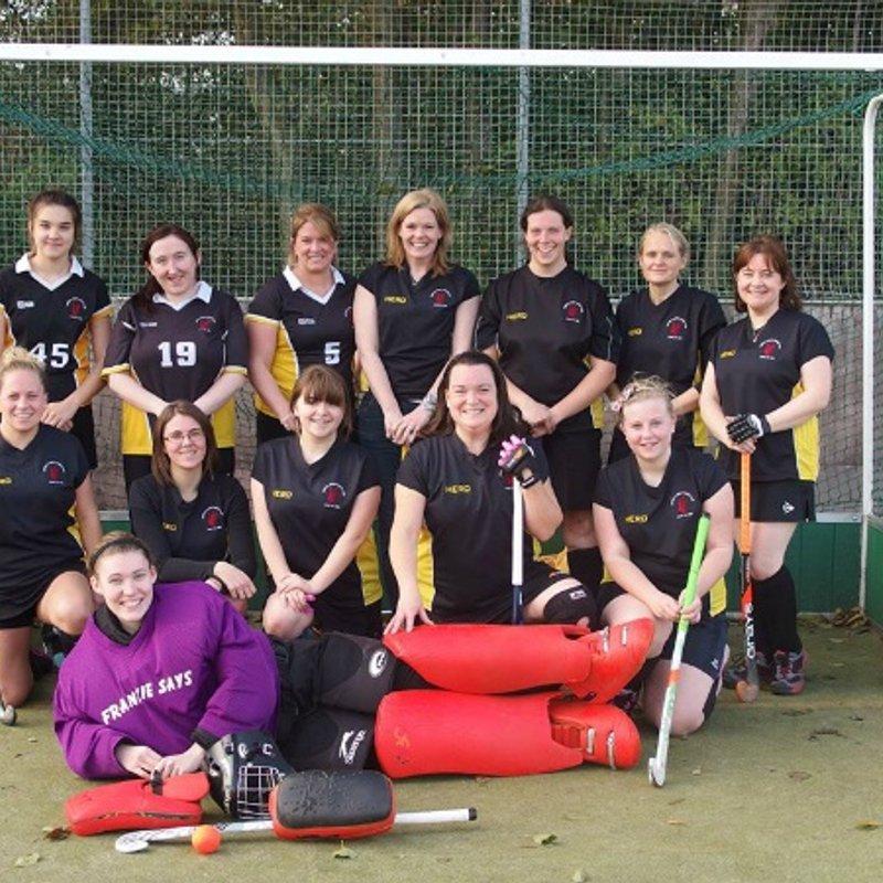 2nd Team beat North Notts IV  10 - 0