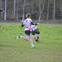 Yeovil Vs Sherborne U15's   0-41