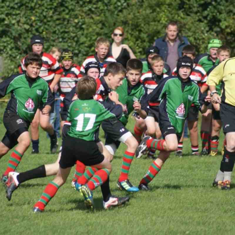 U13 v Stonehouse away