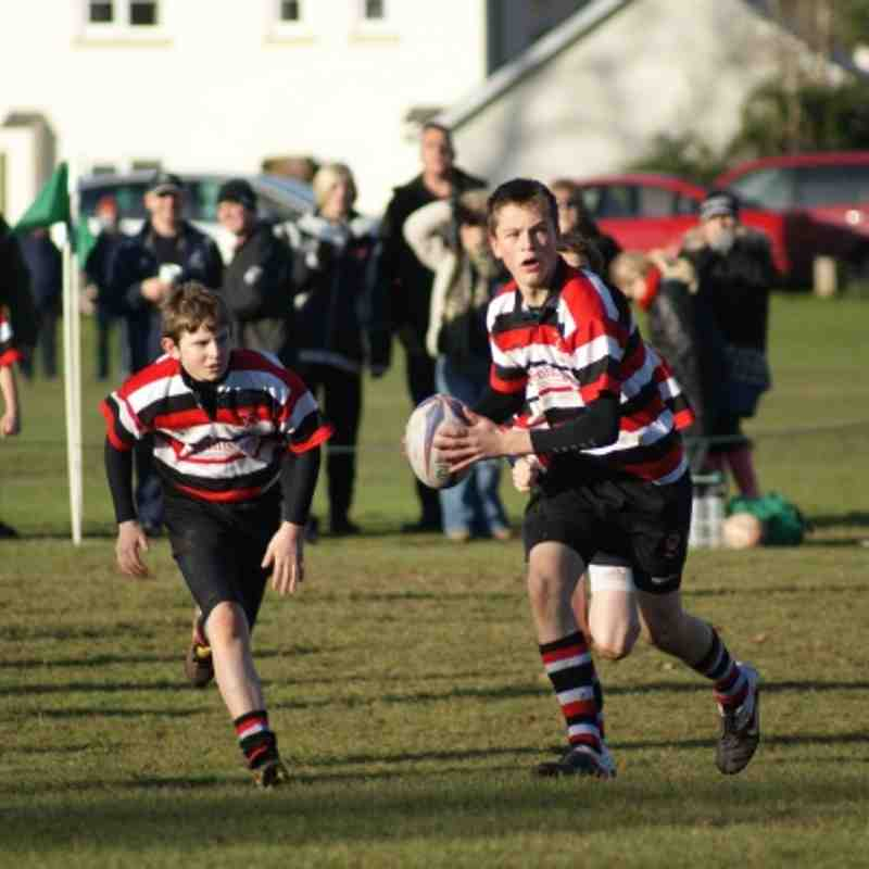 U13 v Sidmouth away