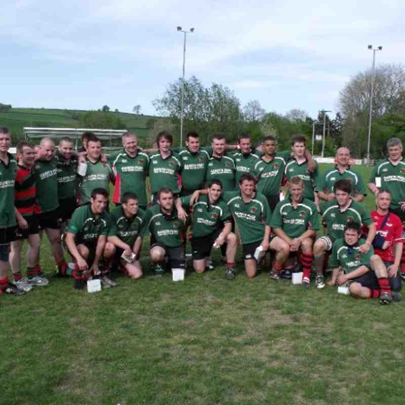 Mid Wales Cup Final
