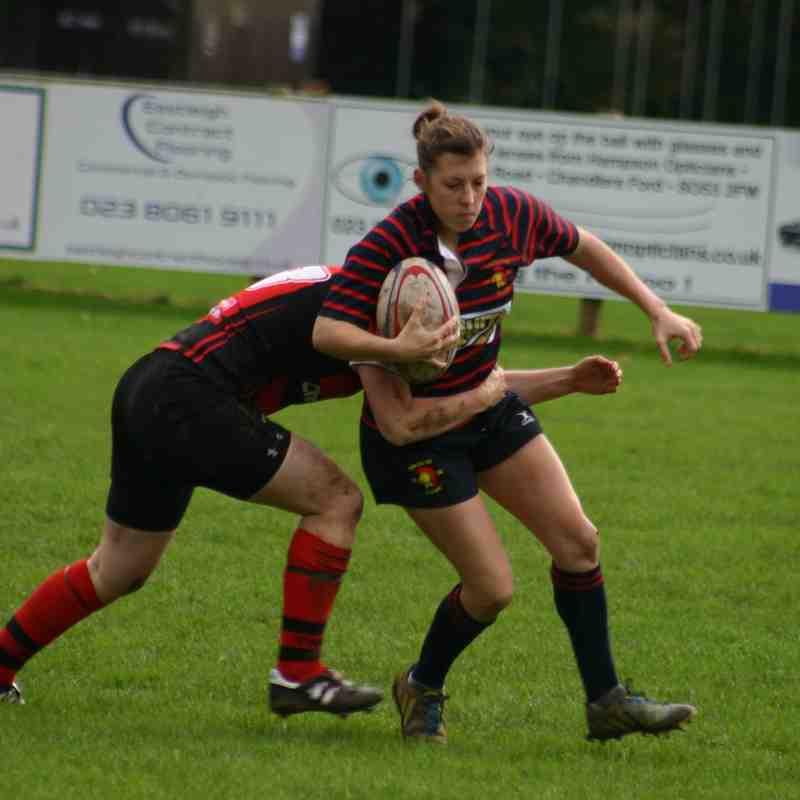 Ladies 1st v Cheltenham 2nd November 2014