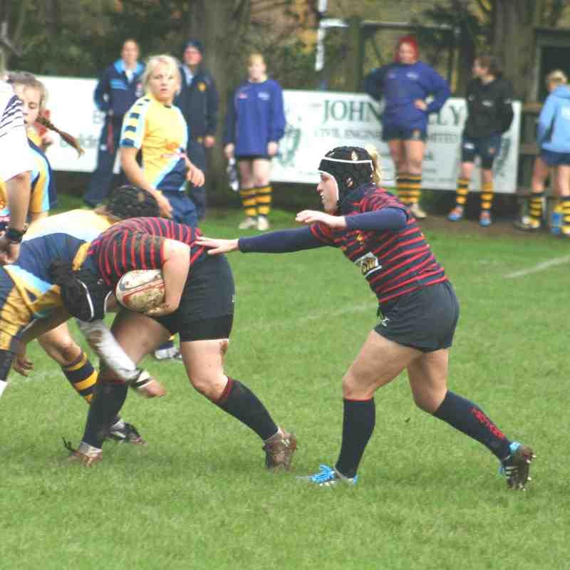 Ladies 1st v Worcester