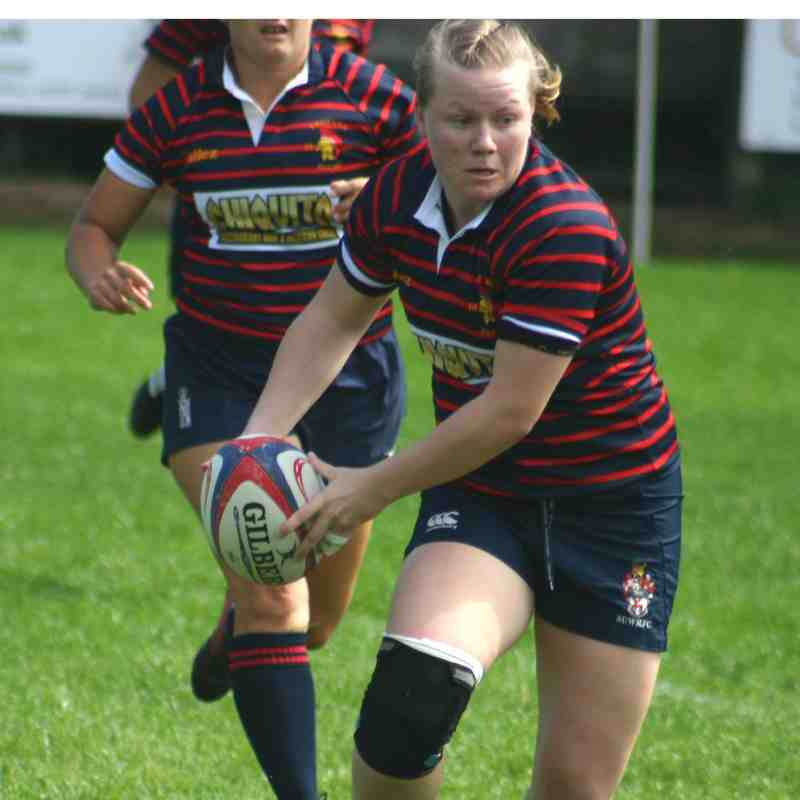 Ladies v Guernsey 22nd August 2015