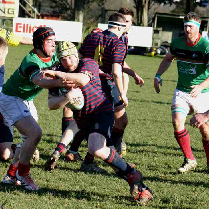 What's on this weekend for Trojans Rugby.