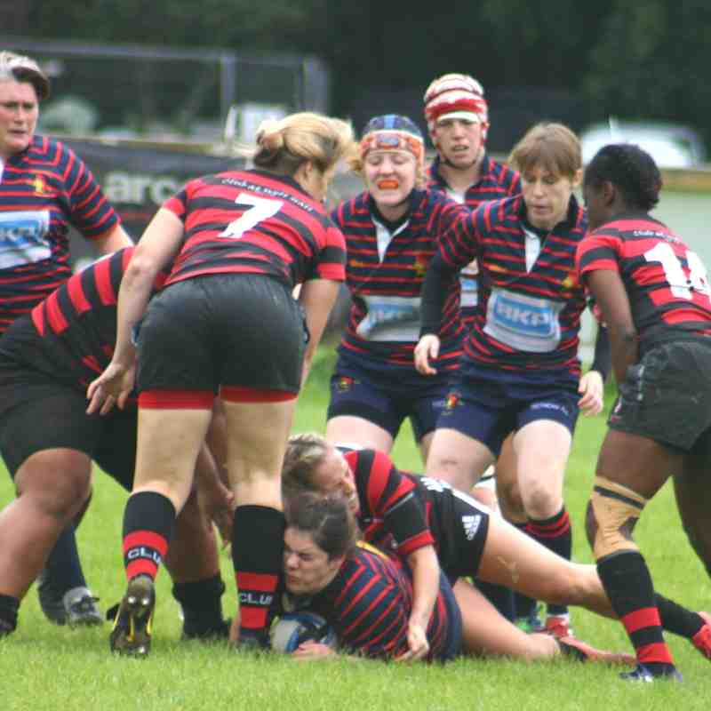 Ladies v Blackheath 17th September 2018