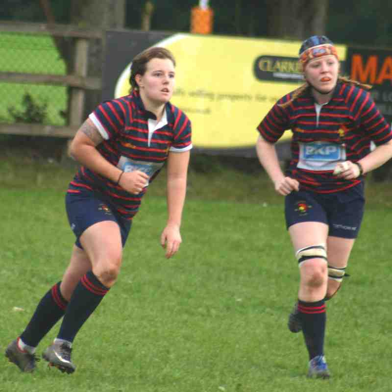 Ladies v Bath 8th October 2017