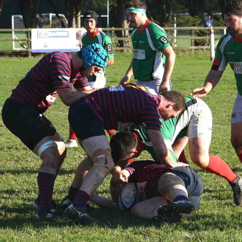 1st V Battersea Ironsides 20th October 2018