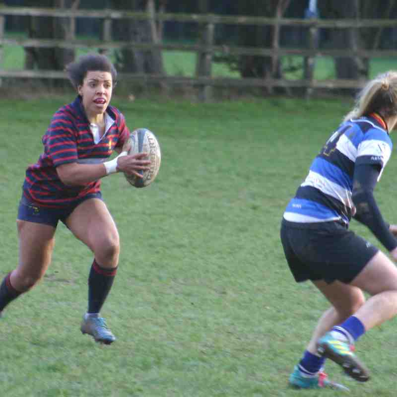 Ladies v Bath 13th January 2019