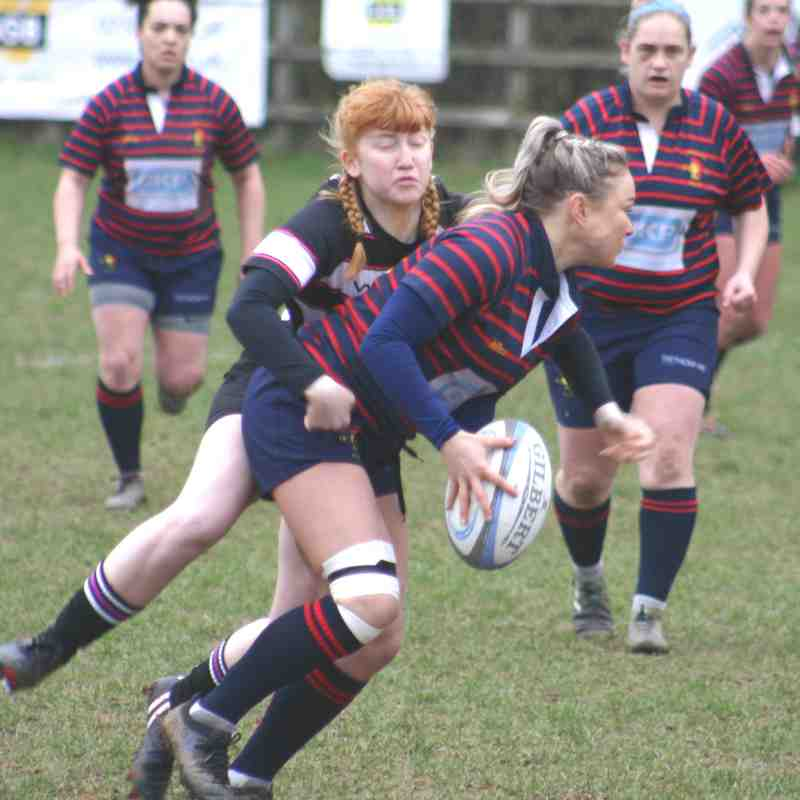 Ladies v Thurrock 17th February 2019