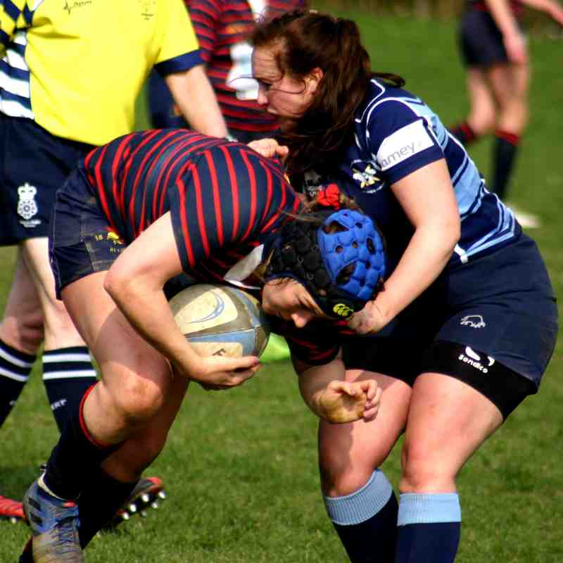 Ladies v Supermarine 31st March 2019