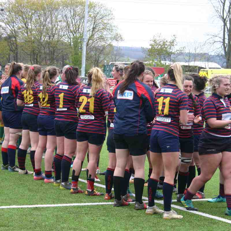 Ladies v Henley 14th April 2019 (Championship Shield Final)