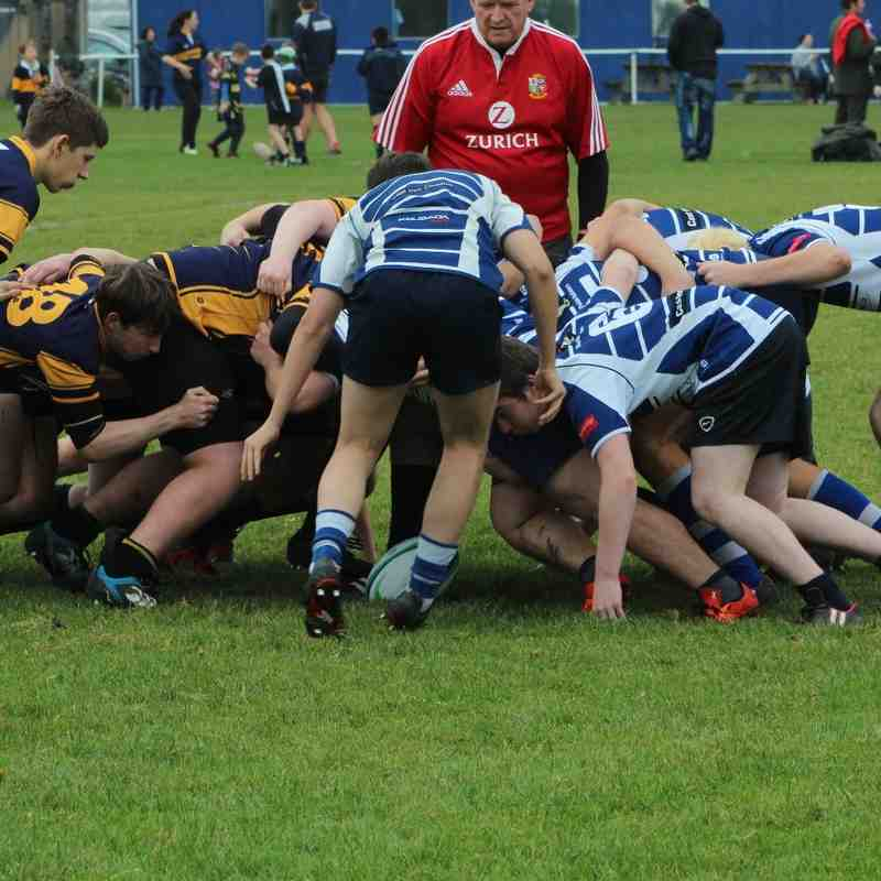 Bourne v Boston 30 October 2016