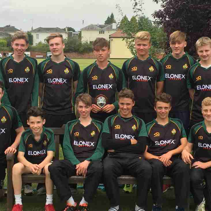 U15s reach National Final