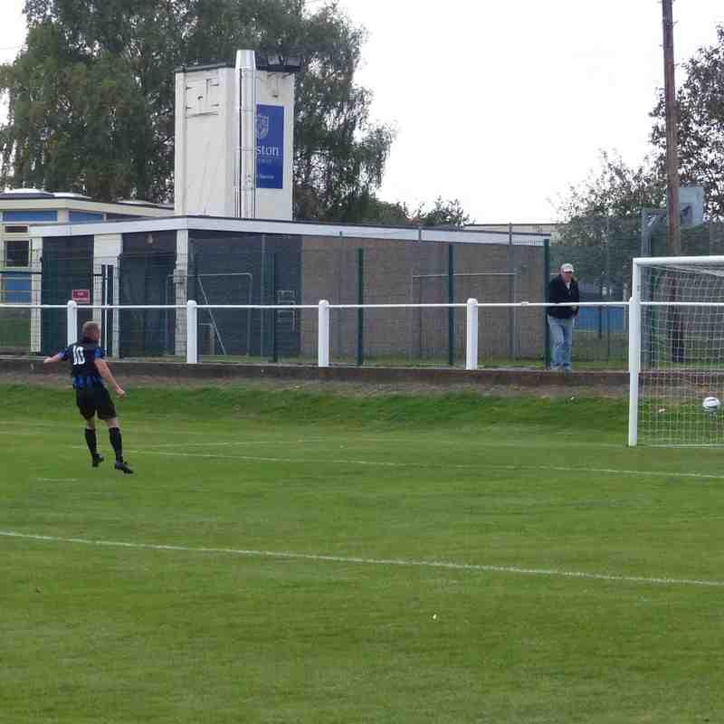 Selston FC vs Wollaton 20/9