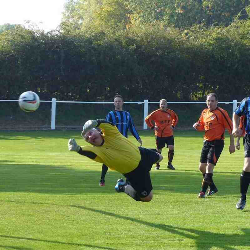 Selston Vets vs Local Inn Oct 4th