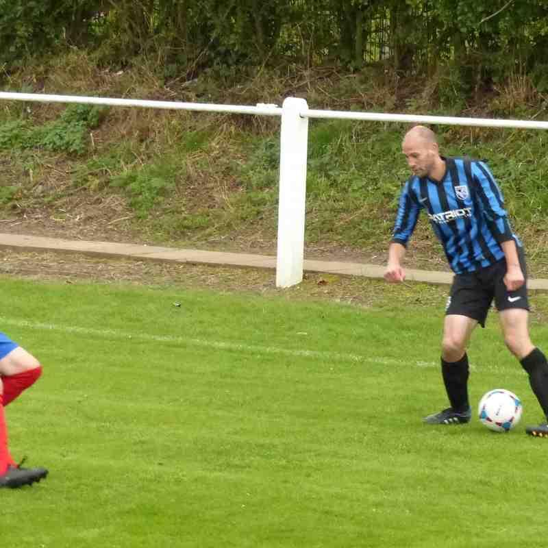 Selston FC vs Unity FC 1st Oct 2016 Notts Cup