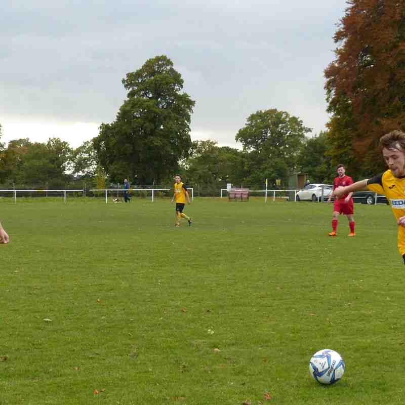 Holbrook St Michael's FC vs Selston FC