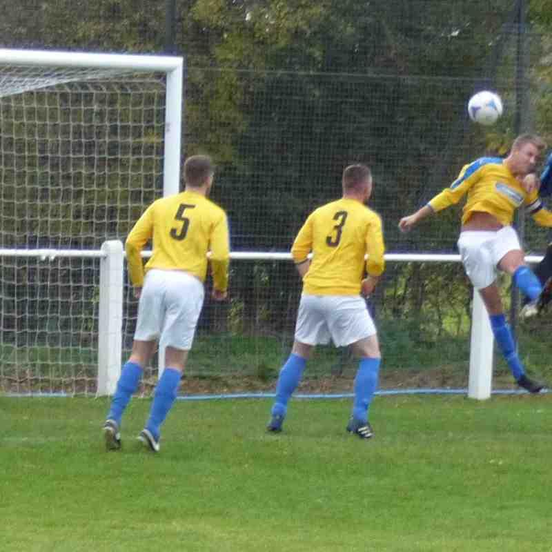 Selston FC vs South Normanton Town FC