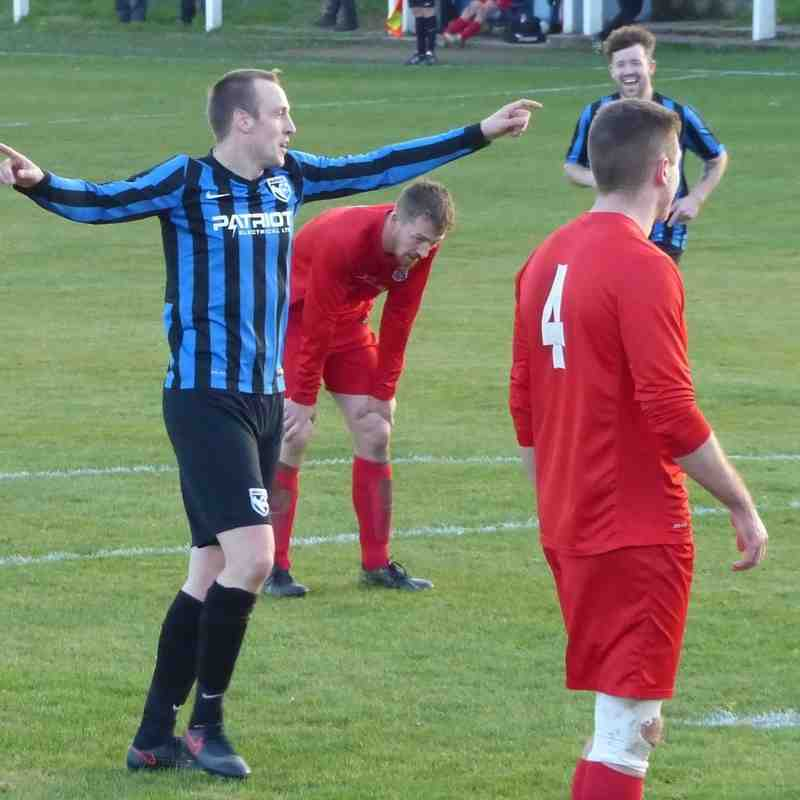 Selston FC vs Cotgrave FC Notts Cup2