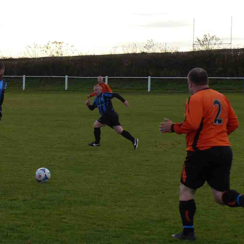 Selston Vets vs Local Inn Vets