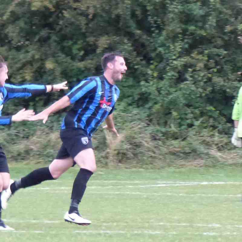 Selston Reserves v Beeston Reserves - Wed 24 Aug 2016