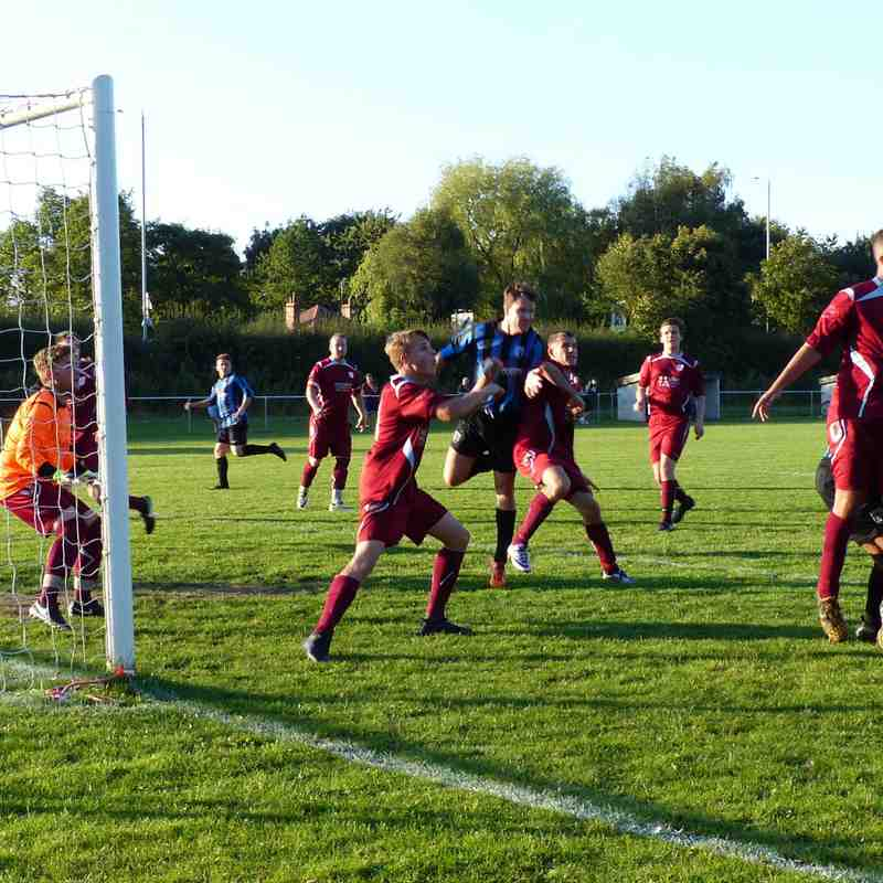 Underwood Villa Res v Selston Res - 30 Aug 2016