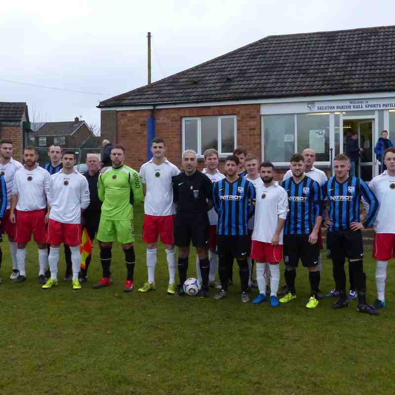 Selston vs Sherwood Colliery 10 Dec
