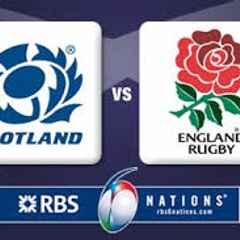 TODAY - Scotland v England 6 Nations