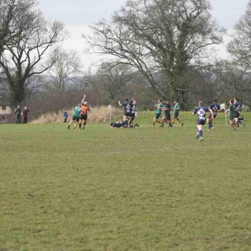 Stoke v Old Laurentian February 2012