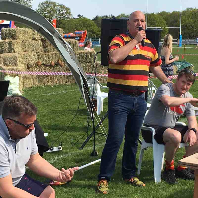 2016 HRUFC Junior Presentation Day