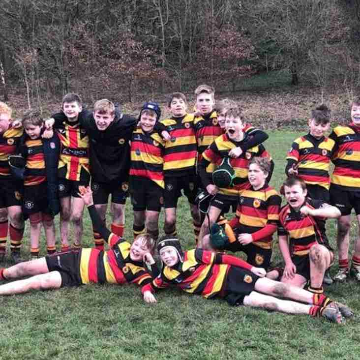 Harrogate's U13 Secure Their Place In the Yorkshire Bowl Final