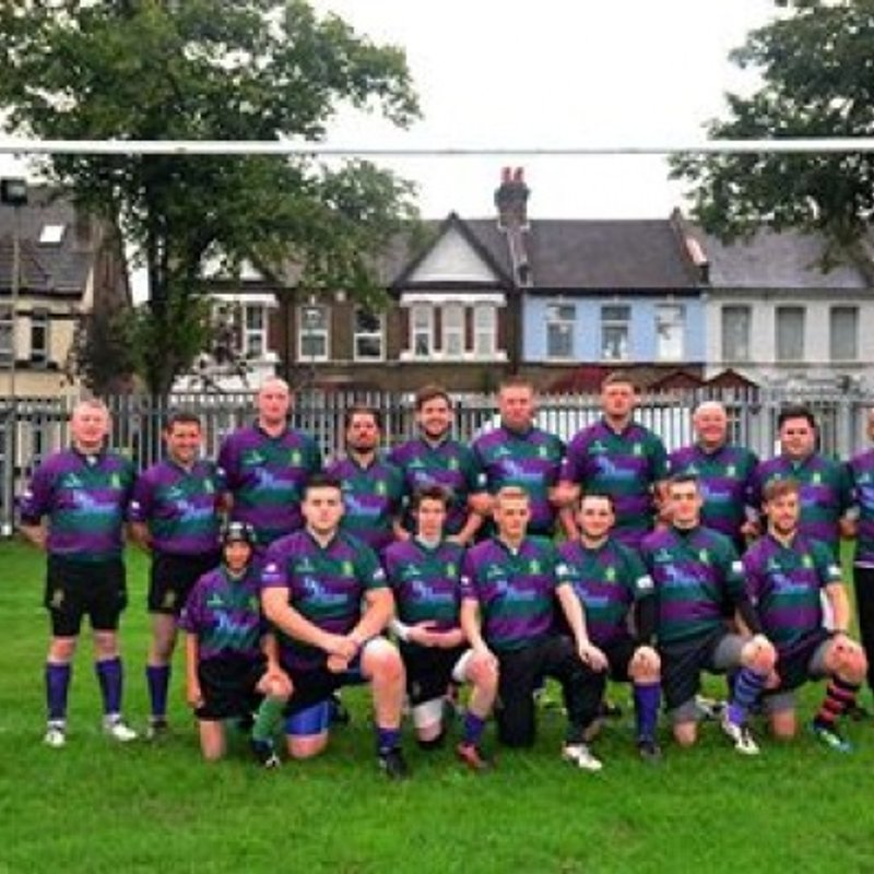 Mitcham & Carshalton 2nd XV lose to Lightwater 1XV 17 - 33