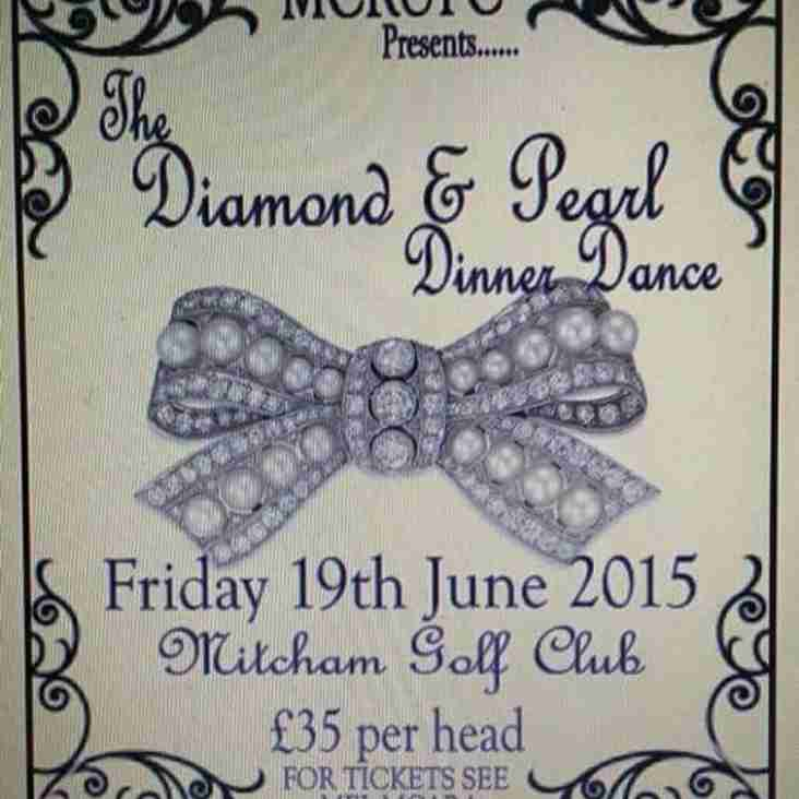 Diamond & Pearl Dinner & Dance