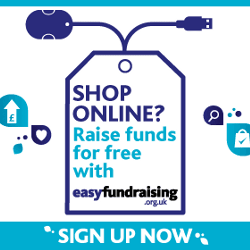 Easyfundraising - raising funds for the club