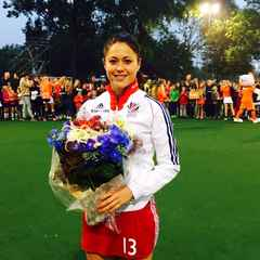 Congratulations to former Chester Player Sam Quek on 100 Caps