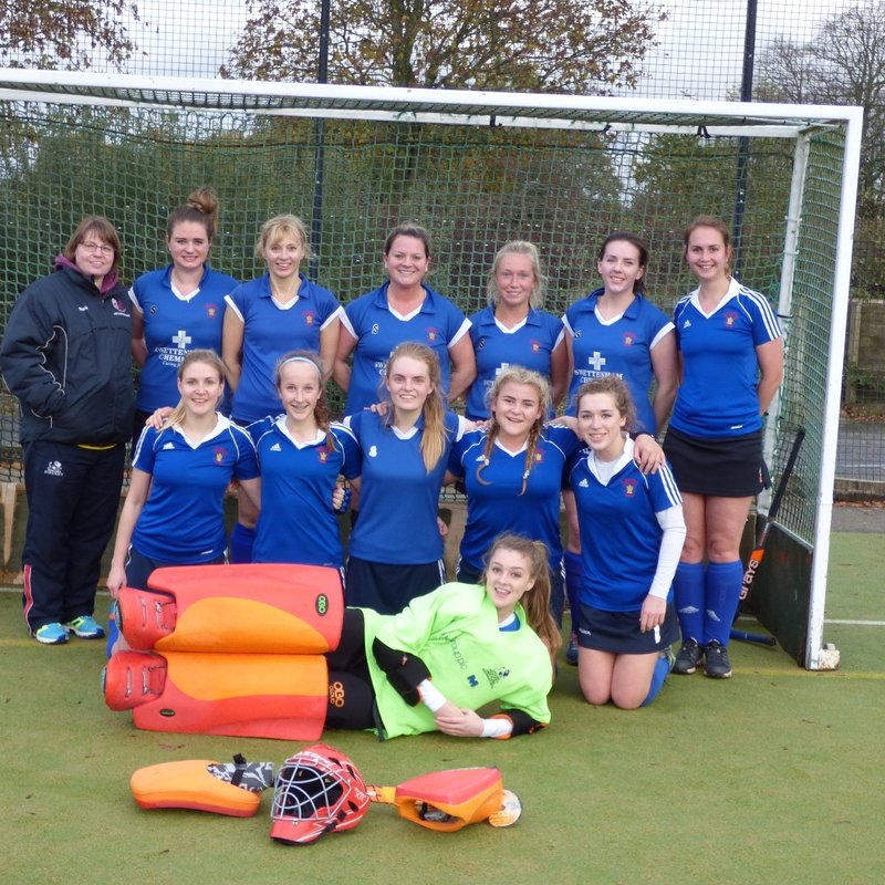 Ladies 2nds vs Bowdon 4ths - 12th November 2016