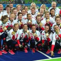 Congratulations to former CHC player Sam Quek and Women's GB Hockey Team