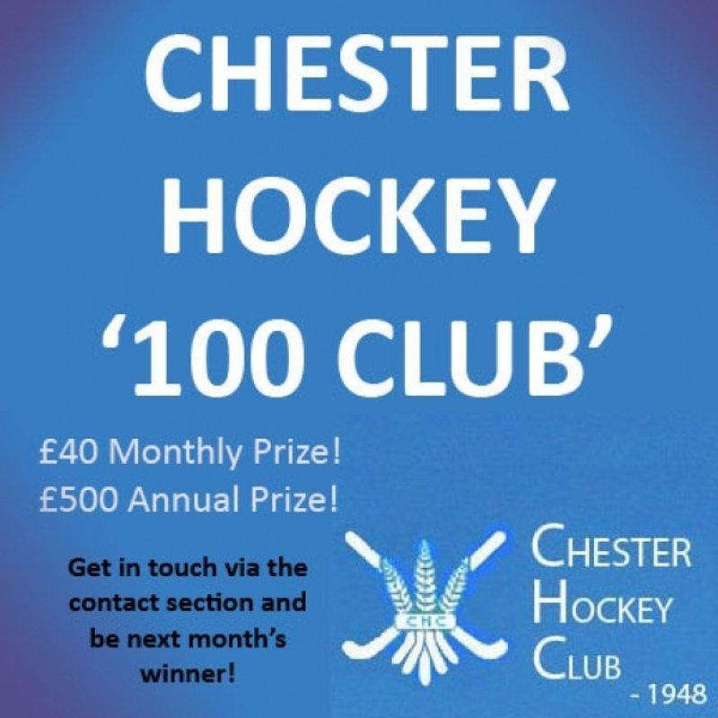 Recent Chester Hockey 100 Club Winners