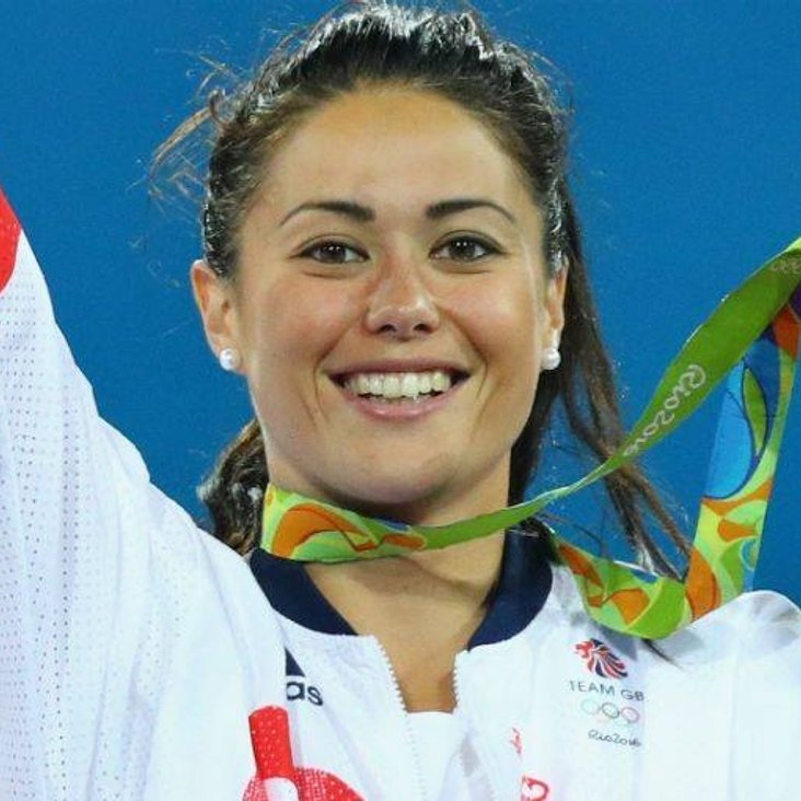 On Sunday 25th September we are excited to be welcoming &#039;home&#039; Olympic Gold Medalist and ex-Chester Hockey Club member Sam Quek GB Hockey<