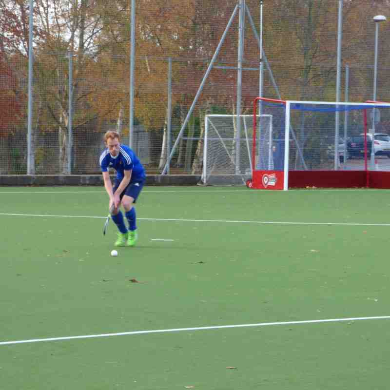 Mens 1st vs York Mens 1st - 19th November 2016