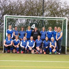 Ladies O45s vs Redland UWE Wereys - Semi Final O45s Cup