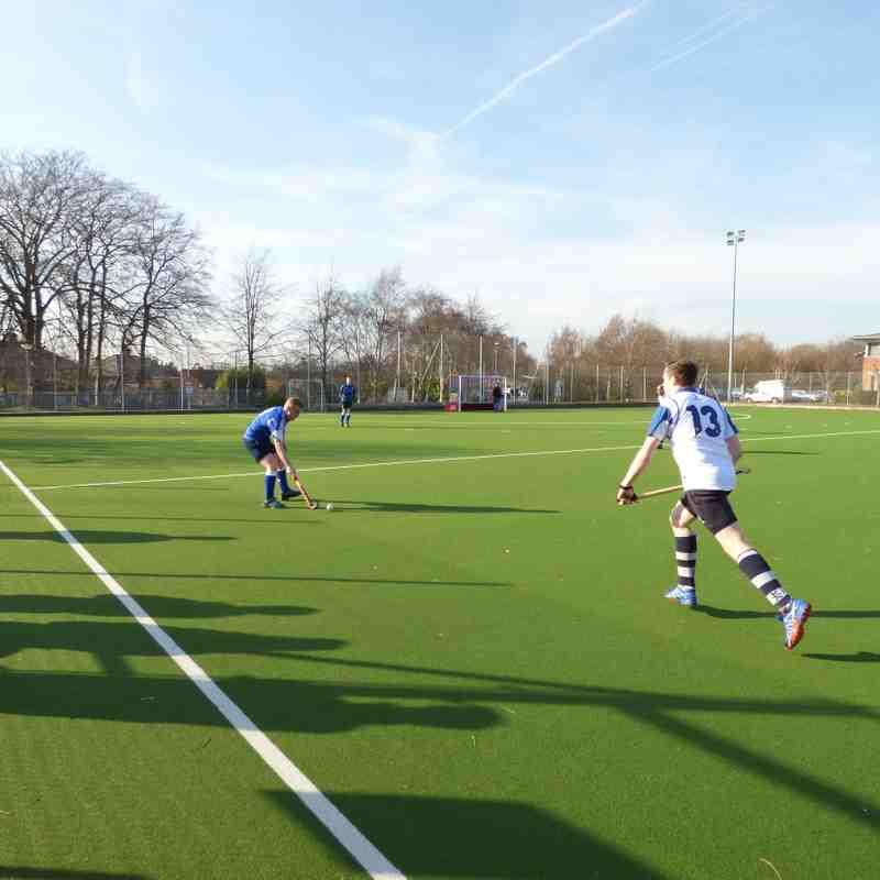 Mens 1st vs Sheffield Mens 1st - 24/02/18