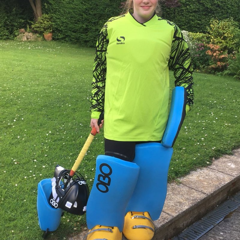 U13s Goalkeeper selected for U15s Performance Academy