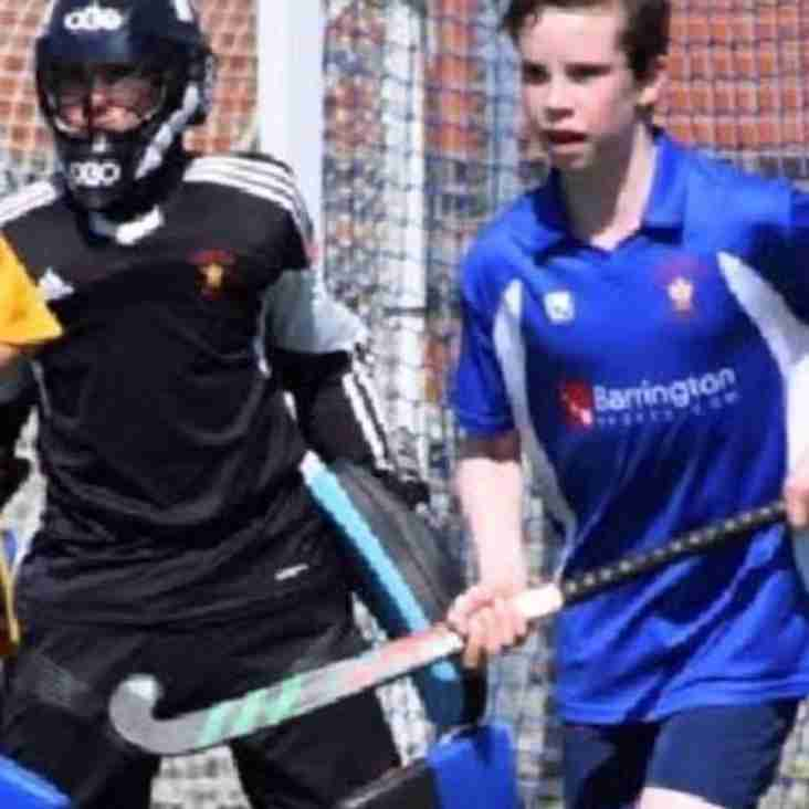 Junior Players Selected for England Hockey Manchester Performance Centre