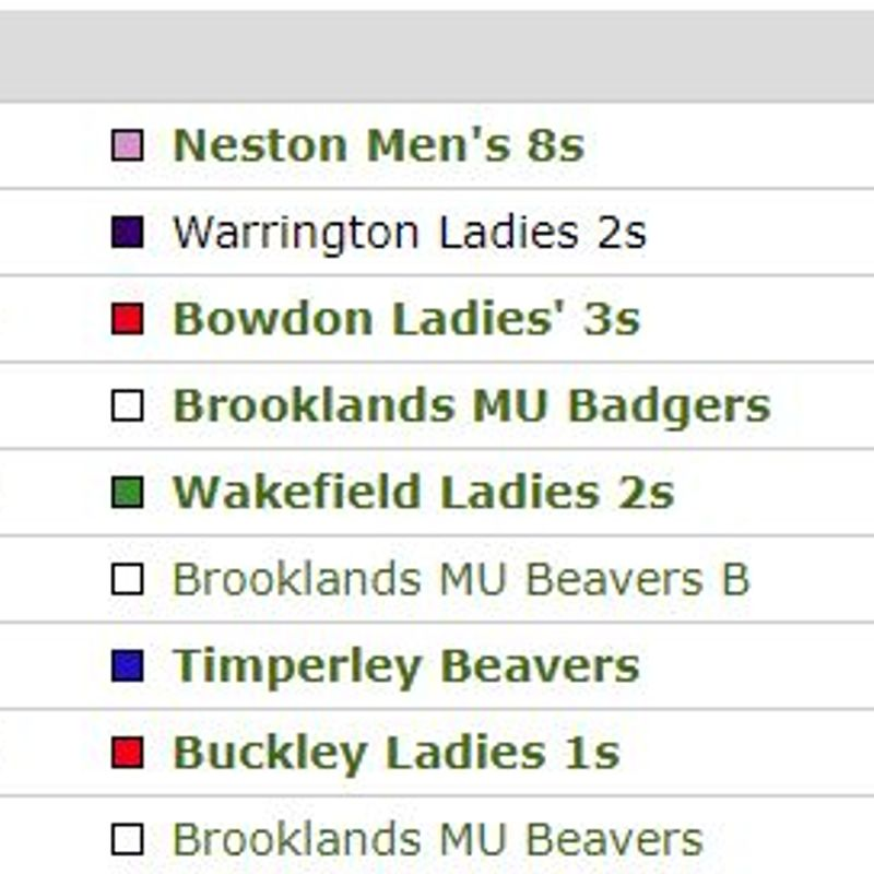 Fixtures this Weekend - Saturday 12th January