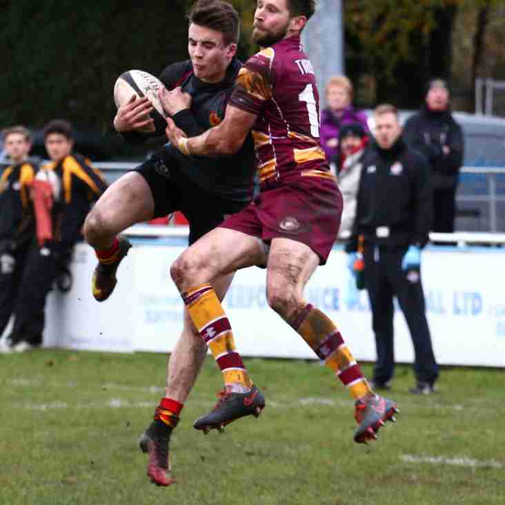National 2 North Update from around the Grounds