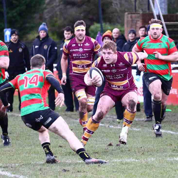 Tigers 5 Hinckley 26