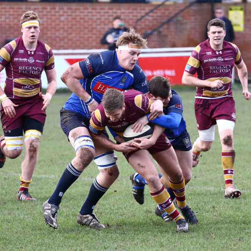Sedgley Park 2  v  Macclesfield 2  4/2/17