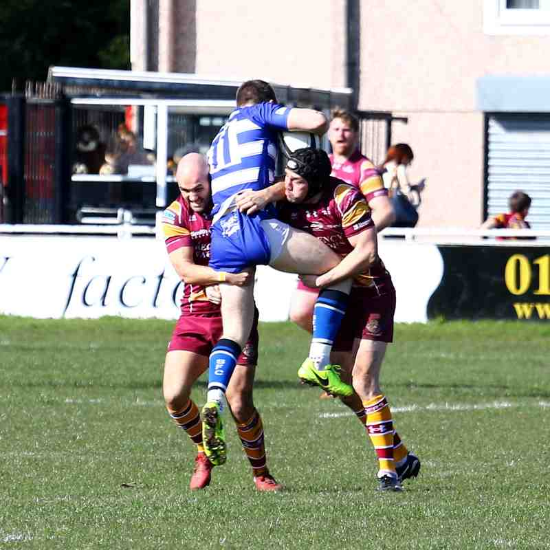 Sedgley Park  v  Sale  25/3/17